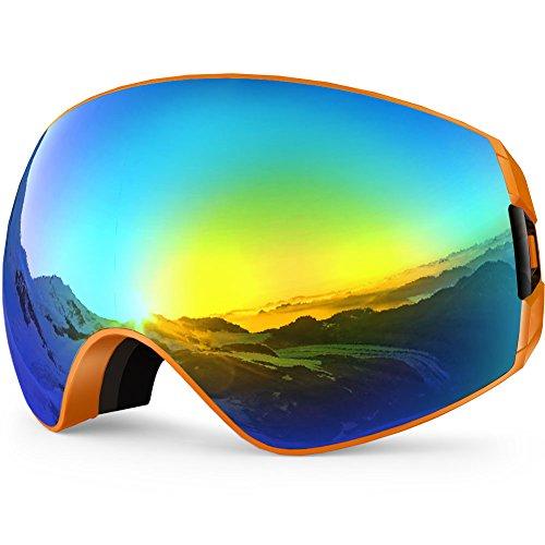ZIONOR Lagopus X7 Gafas esquí Fast Lente Cambiante