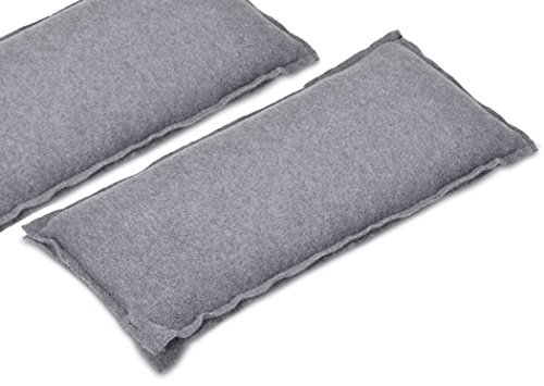 Preisvergleich Produktbild 2x Auto-Entfeuchter Auto Entfeuchter Luftentfeuchter keine beschlagene Scheiben, wiederverwendbar AirDry - Bag, 2x500g=1000g , iapyx