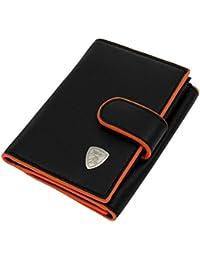Lamborghini Key wallet 98156-10 Estuche de llaves, 11 cm, Negro (Black)