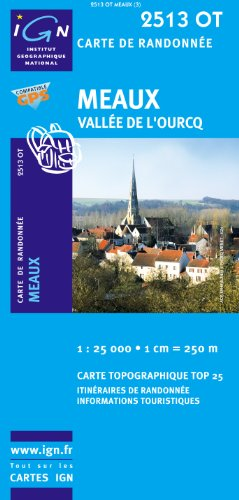2513ot meaux/vallee de l'ourcq