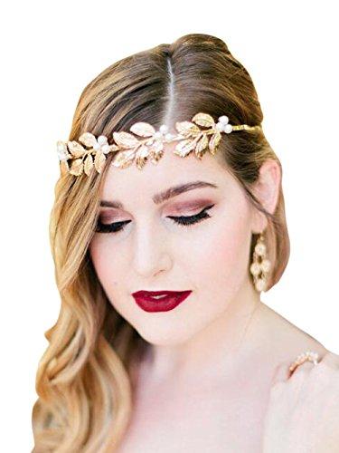 es Kristall-Braut-Haarband (Kleid Der Griechischen Göttin)