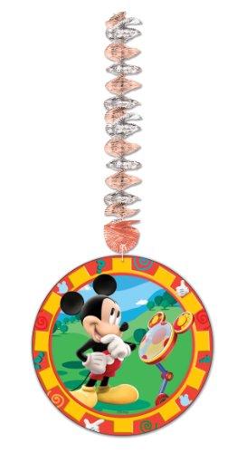 Disney Amscan Mickey Mouse Dangling Ausschnitt