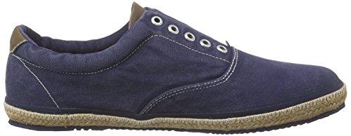 s.Oliver 14608, Mocassins homme Bleu - Bleu (NAVY 805)