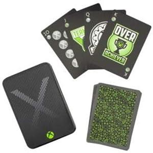 Paladone - Juego de 52 Cartas para Xbox (Ideal para Juegos, póquer y Blackjack, Incluye Caja de Almacenamiento para coleccionistas)
