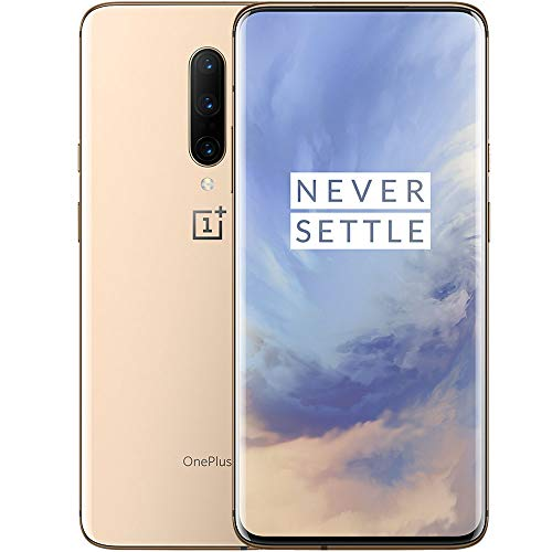 OnePlus 7 Pro (Almond, 8GB RAM, Fluid AMOLED Display, 256GB Storage, 4000mAH Battery)