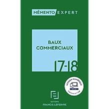 MEMENTO BAUX COMMERCIAUX 2017 2018