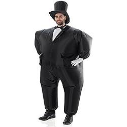 Disfraz Hinchable traje Fantasía Novio