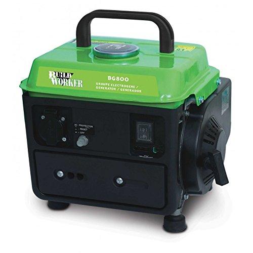 Build Worker BG800Generatore, 800W, Verde preisvergleich