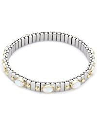 Nomination Women s Bracelet Small Opal White 042109/007