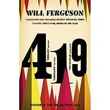 [(419)] [ By (author) Will Ferguson ] [February, 2014]