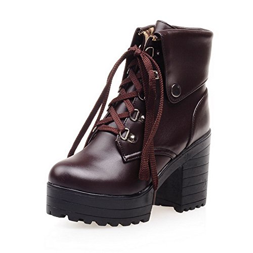 allhqfashion-womens-round-closed-toe-high-heels-soft-material-low-top-solid-boots-brown-40
