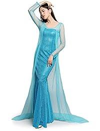 FESTA8 - Robe - Manches Longues - Femme bleu bleu