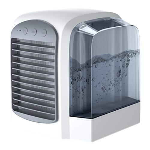 AOGOTO Portable Mini Climatisation Ventilateur Ménage Réfrigérateur De Bureau Refroidisseur
