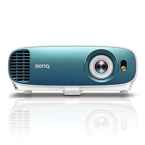 BenQ TK800 4K UHD HDR Home Theater Projector, 8.3 Million Pixels, 3000 Lumens, 3D, Keystone, HDMI