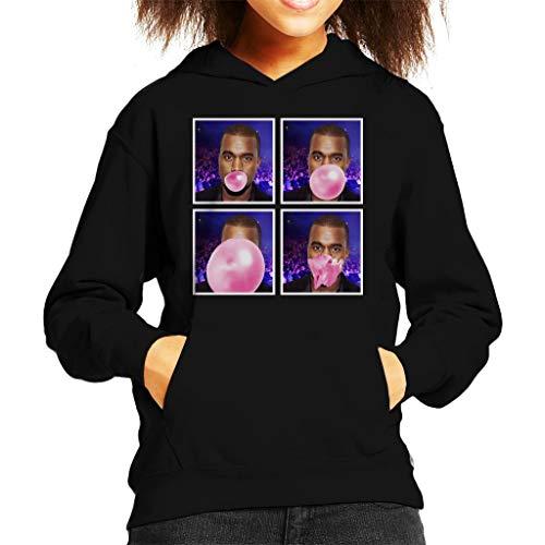 Cloud City 7 Kanye West Bubblegum Kid's Hooded Sweatshirt
