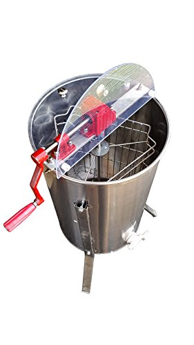 Hardin Professional 3 Frame Manual Honey Extractor 1