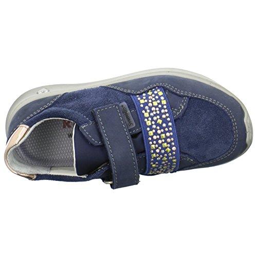 Ricosta Mädchen Milana Sneaker Blau (Reef)