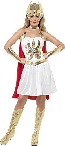 Kostüm Shera - Damen She-Ra 1980s Maskenkostüm Größe L Passt 16 bis 18