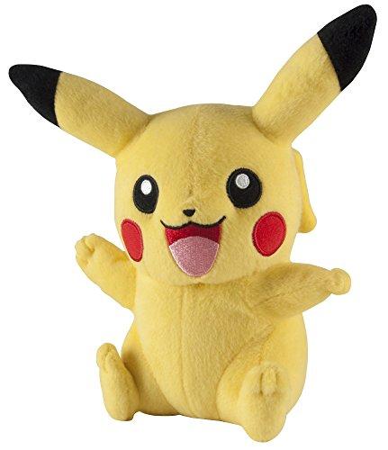 Pokemon T18896 8-Inch Pikachu Plush Toy