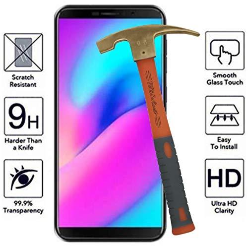All Phone Store Displayschutz aus Hartglas 9H für Cubot J3