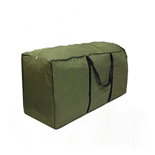 Custodia per albero di Natale Borsa per cuscino da giardino Cuscinetti per mobili pesanti Custodia per trasporto leggero (173*76*51)