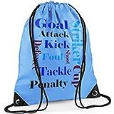 Football Bag,Kit Bag, Football text bag, blue swim bag, Water proof Bag