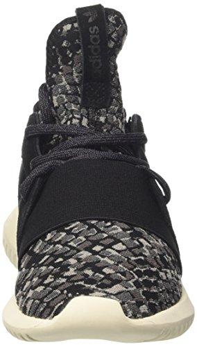 adidas Damen Tubular Defiant W Sneakers Schwarz (Cblack/cblack/cwhite)