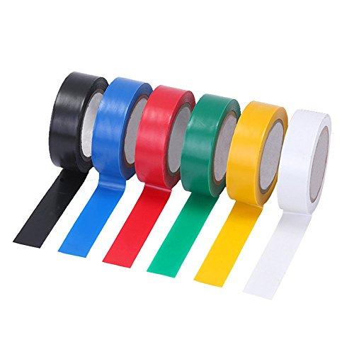 Isolierband weich PVC KlebeTape Band Isoband Elektriker Elekro