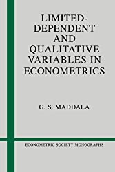 Limited-Dependent and Qualitative Variables in Econometrics (Econometric Society Monographs)