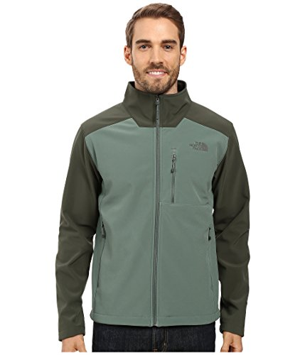 The North Face Men's Apex Bionic 2 Jacket Duck Green/Climbing Ivy Green (Prior Season) XX-Large -