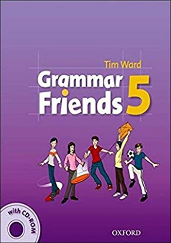 Grammar friends. Student's book. Per la Scuola elementare. Con CD-ROM: Grammar Friends 5: Student's Book with CD-ROM Pack - 9780194780162