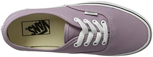 Vans Damen Authentic Low-Top Pink (Sea Fog/true White)