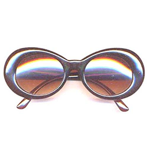 Kurt Cobain Brown Round Sunglasses
