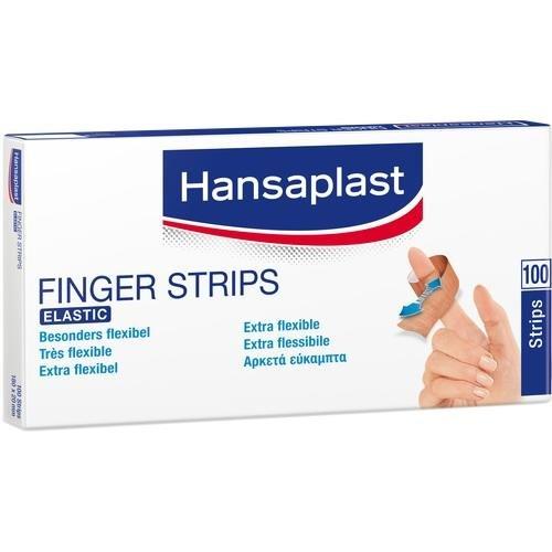 Hansaplast Fingerstrips 2x18 cm Elastic, 100 St