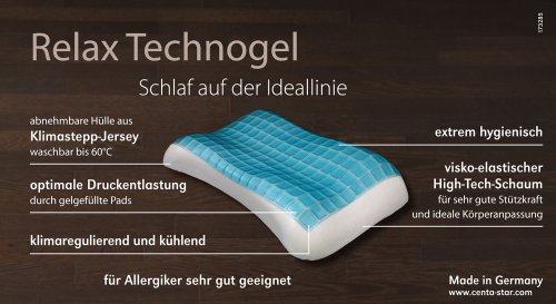Centa Star Relax Technogel - 4