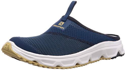 Navy Canvas-schuhe (Salomon Herren Rx Slide 4.0 Traillaufschuhe, Blau (poseidon/navy blazer/taos taupe), 40 2/3 EU)