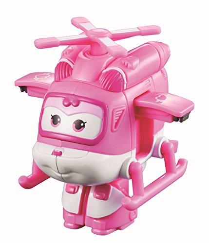 Transformer Spielzeug Fliegende (Super Wings - Mini Transform a Bots Dizzy Transformer Flugzeuge Spielzeug)