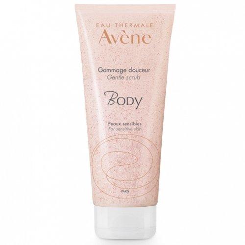 AVENE BODY Exfoliaante suave pieles sensibles, 200ml