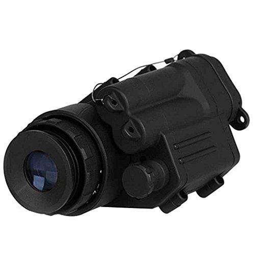 Preisvergleich Produktbild LUFA 2x30 Nachtsicht Rifle monokulare Digitale IR-Beleuchtung für Helm im Freiennachtsicht Rifle
