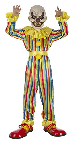 My Other Me Me-204387 Disfraz Prank clown niño, 10-12