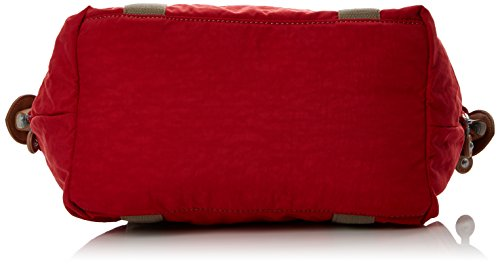 Kipling Damen Art Mini Henkeltasche, 34x21x18.5 cm Rot (True Red C)