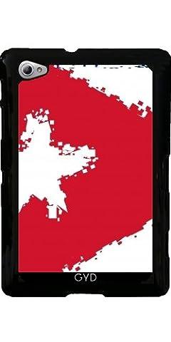 Hülle für Samsung Galaxy Tab P6800 - Kuba by Cadellin