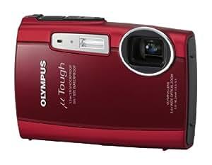 Olympus MJU Tough 3000 Appareils Photo Numériques 12.7 Mpix Zoom Optique 4 x Rouge