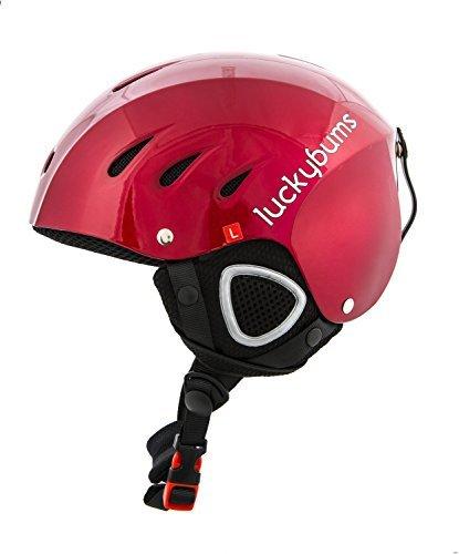 lucky-bums-snow-sport-helmet-red-medium-by-lucky-bums