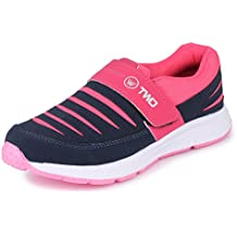 Trase Touchwood Women's Shark Sports Shoes for Running / Jogging (With Hook & Loop Fastner)