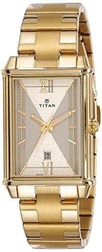 Titan 1720YM01  Analog Watch For Unisex