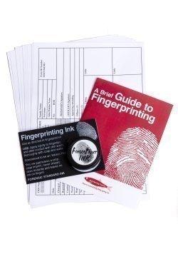 Fingerabdruck- Kit