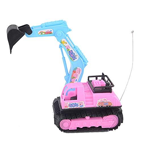 LJSHU Drahtlose Fernbedienung Excavator 2 Pass Multi-Funktion 1:16 Engineering Car Children Play Equipment