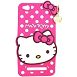 Original Rapid Zone Cute Hello Kitty Back Cover For Xiaomi Redmi 4A - Pink