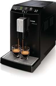 Saeco Minuto–Automatische Espressomaschine, schwarz